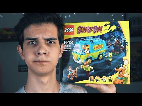 LEGO Скуби-Ду  - НАБОР НА ОБЗОР (75902)