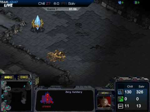 TL vs SC2GG Grudge Match 3/3