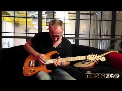 Jackson USA Select Artist PC1 Phil Collen Electric Guitar