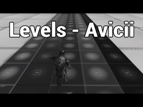 Levels - Avicii (Fortnite Music Blocks) (SHORT SONG)