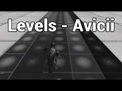 Levels - Avicii (Fortnite Music Blocks) (SHORT SONG)