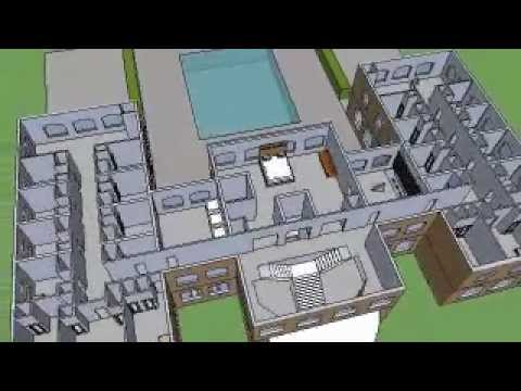 x men mansion 3d model youtube