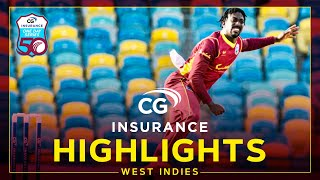 Highlights | West Indies v Australia | 5 Wickets For Walsh & Starc! | 1st CG Insurance ODI 2021