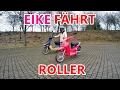 EIKE FÄHRT DAS ERSTE MAL ROLLER D HELLO KITTY ROLLER Harz Rider mp3