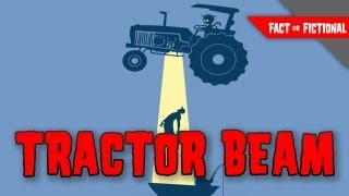 Star Trek Tractor Beams - Fact or Fictional