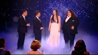 Jonathan and Charlotte - Britains got talent 2012 Final