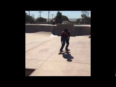 Kevin Viernes BS FLIP LATE SHUV // 2016 TOTY Kelly Approved