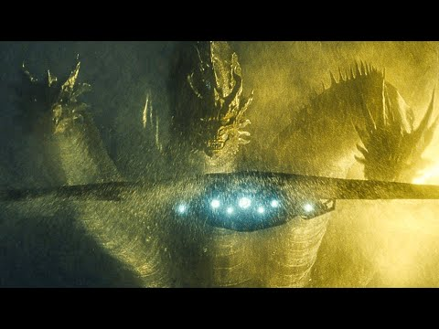 GODZILLA 2: KING OF THE MONSTERS - 4 Minute Trailer (2019)