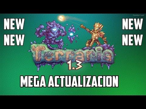 Terraria 1.3 - Mega Actualizacion - Review - En Español