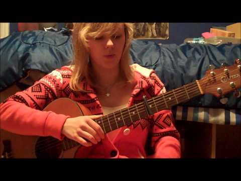 How To Play Winter Wonderland (Jason Mraz Version) Acoustic Guitar Lesson