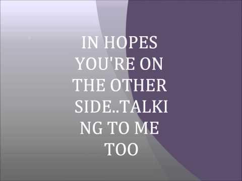 Talking To The Moon - Bruno Mars Lyrics video