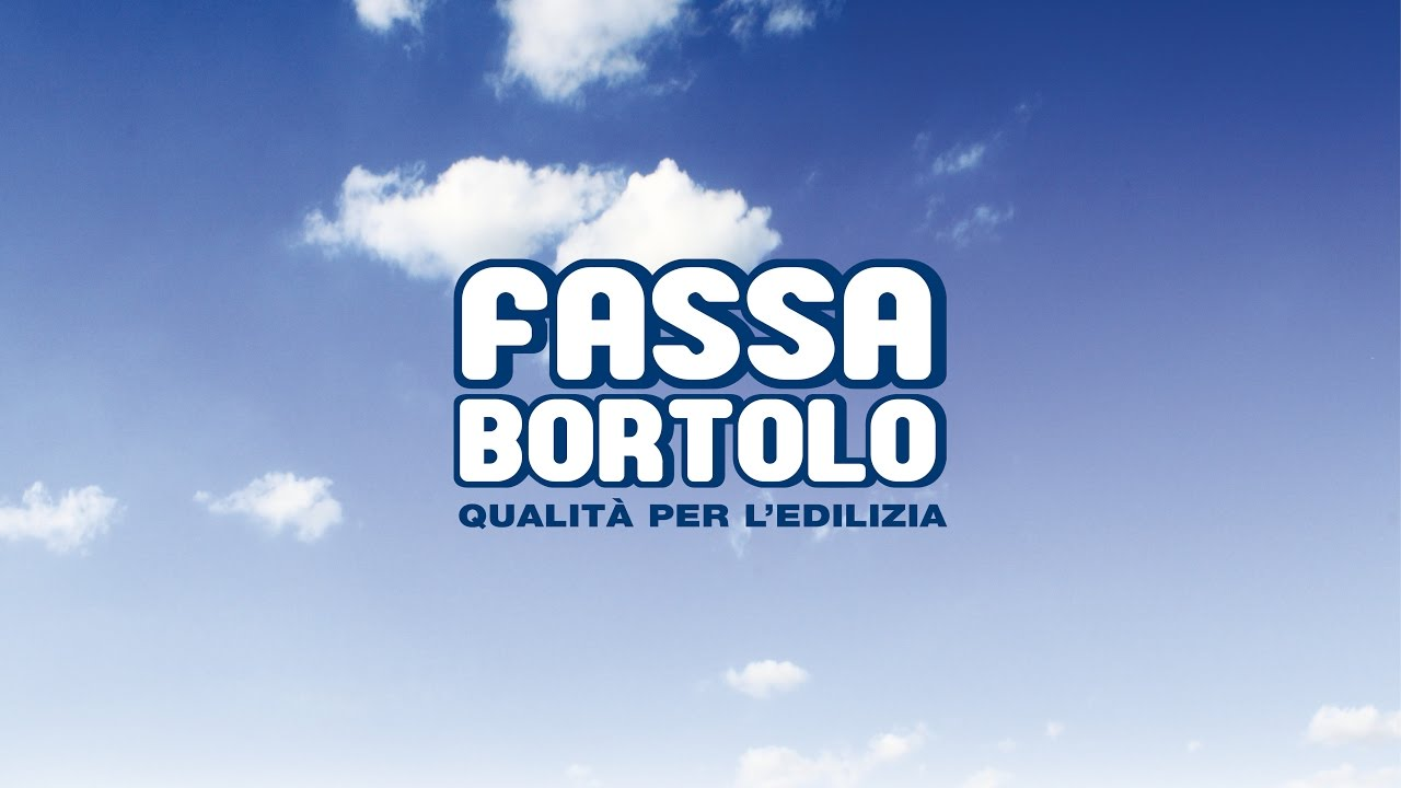 Fassa bortolo qualit per l 39 edilizia video for Fassa bortolo intonaco