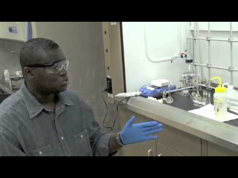 Cellulosic Ethanol Lab Tour