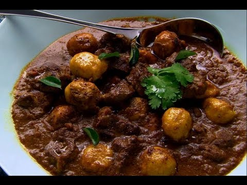 Lamb curry with Fenugreek Dumplings - Indian Food Made Easy with Anjum ...
