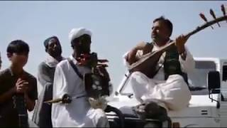 Tuhnjy Nainan Mein Jo Nihary Wayo-Sindhi Song In Balochi Style