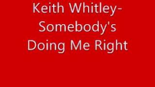 Watch Keith Whitley Somebody