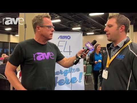 E4 AV Tour: Gary Kayye Talks to Patrick Whipkey of IMS Technology Services