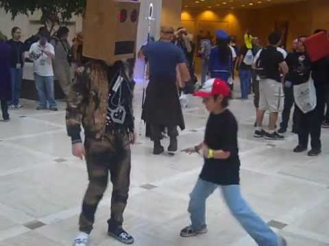 Every Day I'm Shuffling At Anime Weekend Atlanta 2011 video