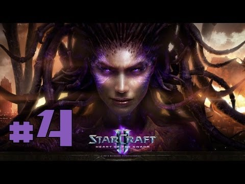 Moldoveanu Joaca:Starcraft 2:Heart of the swarm #4