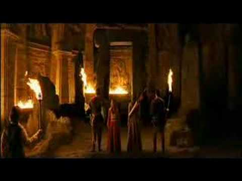 'THE CHRONICLES OF NARNIA: PRINCE CASPIAN' MOVIE TRAILER