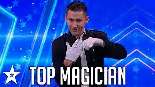 Download Lagu MAGICIAN WINNER | Tomer Dudai | Israel's Got Talent 2018 Gratis STAFABAND