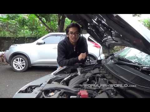 Popular Test Drive - NISSAN ALL NEW GRAND LIVINA 1.5 XV - Agustus 2013
