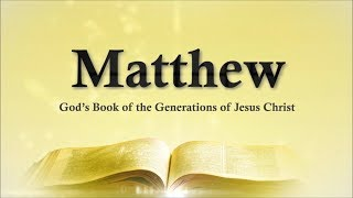Matthew #4. Where is He that is born King of the Jews?