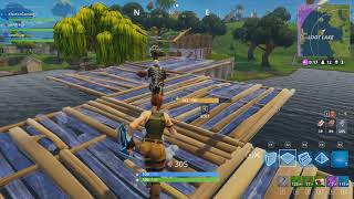 SKETCHY WOODEN BRIDGES - Fortnite with Jackfrags and Levelcap