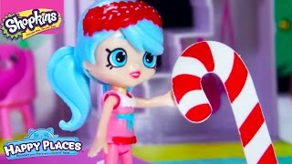 HAPPY PLACES | SHOPKINS | Christmas Holiday Special!