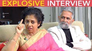 Lakshmy Ramakrishnan on her Husband's Support during http://festyy.com/wXTvtSMeToo Experience
