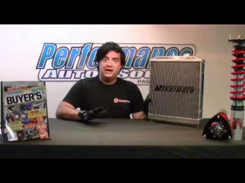 Review of Mishimoto Radiator for Honda Civic