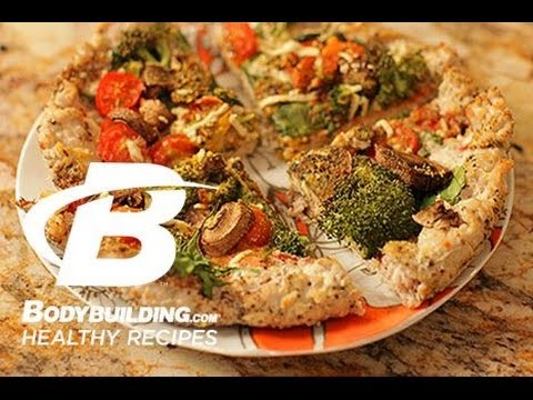 Healthy Recipes: Guilt-Free Pizza