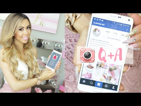 Q & A ♥ Beauty Business, Thoughts On Youtube and Social Media! -SLMissGlam♥♥