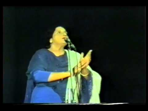 Famous Punjabi folk singer Surinder Kaur Ji Performs for Kala...