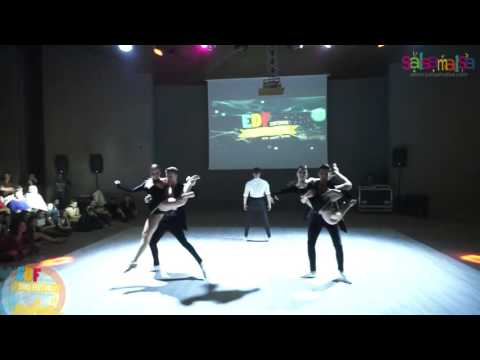 Buğra Öncül & Silver Cat Group Dance Performance - EDF 2016