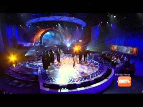 Le'Andria Johnson on BJG singing HE'S SWEET I KNOW; GOD WILL TAKE CARE OF YOU; SURRENDER MEDLEY