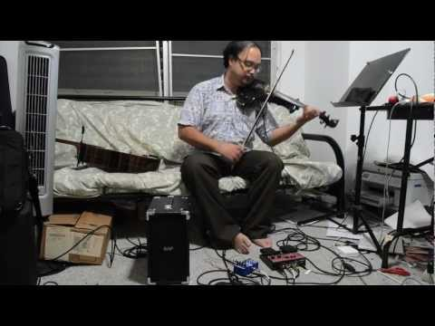 Loopy Django - Duane Padilla, Violin/Guitar/Loopstation