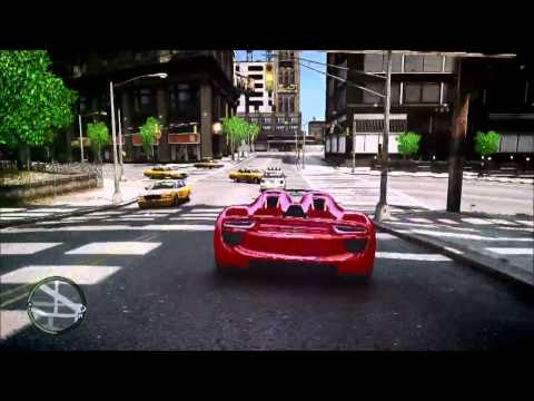 As exclusividades do PC.. GTAIV - HD 5770