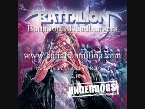 Battalion - Headbangers