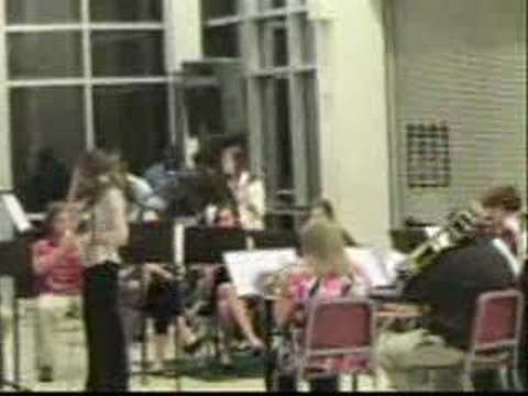 Nash Central High School Jazz band