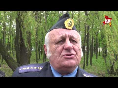 К 1 мая в Донецке открылась детская железная дорога