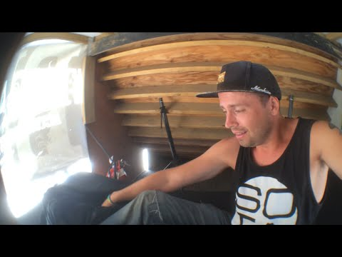 Checking in: Living under a ramp with Dustin Grice (Mobile Cribs Edition)
