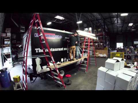 Print NW Truck Wrap - Bargreen Ellingson