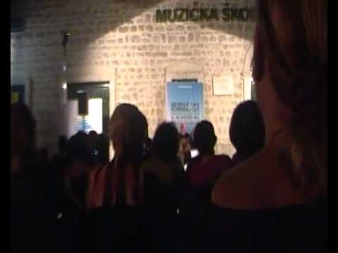 Roberto Fabbri - Il risveglio con te - Koncert Herceg Novi
