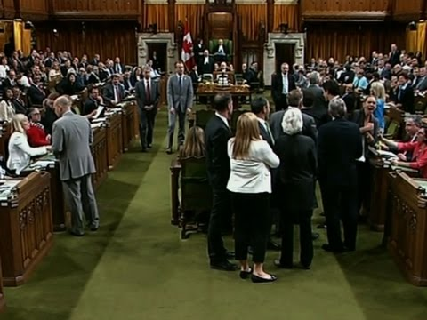 Opposition Accuses Trudeau of Elbowing Lawmaker