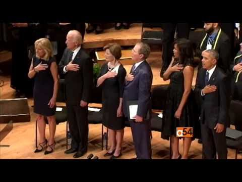 Obama And George Bush Mourn Dallas Officers