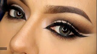 Feline Cat Eye Makeup Tutorial *GRWM*  | LoLo Love