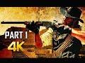 RED DEAD REDEMPTION Gameplay Walkthrough Part 1 - John Marston (4K Xbox One X Enhanced)