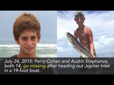 Video: Missing teens' boat found; timeline of events
