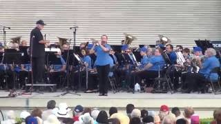 The San Diego Concert Band 34 Stars And Stripes Forever 34 08 04